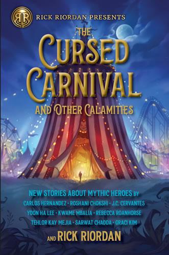 Cursed Carnival by author J.C. Cervantes