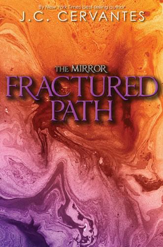 Fractured Path by author J.C. Cervantes