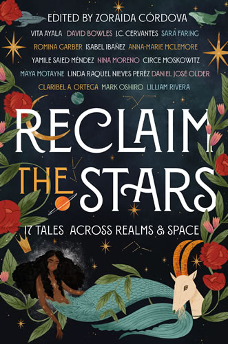 Reclaim the Stars by author J.C. Cervantes