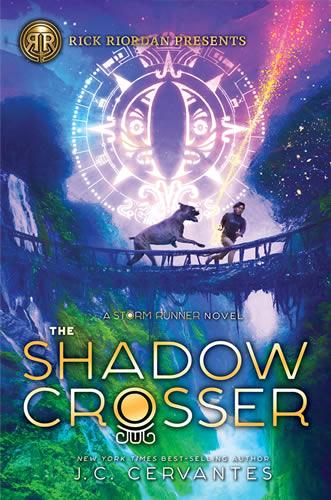 The Shadow Crosser by author J.C. Cervantes