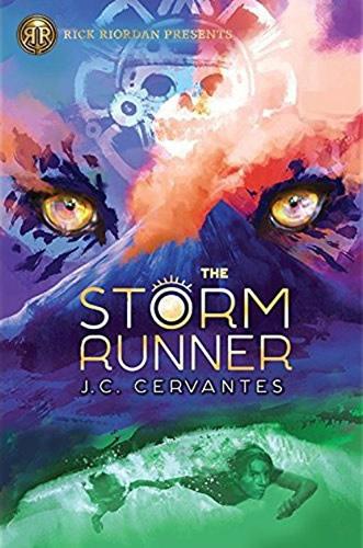 Storm Runner by author J.C. Cervantes