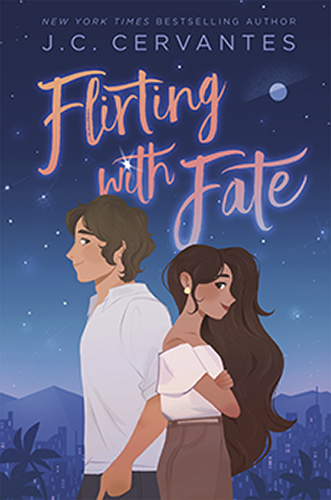 Flirting With Fate by author J.C. Cervantes